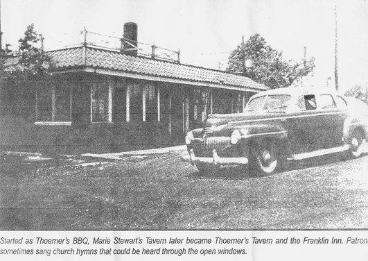 History Of The Franklin Inn Mexican Restaurant In The North